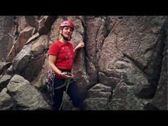 Rock Climbing Basics: Clipping a Quickdraw