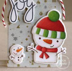 Alice's {Little} Wonderland: 25 Days of Christmas Tags