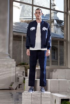 White Mountaineering Spring 2016 Menswear - Collection - Gallery - Style.com