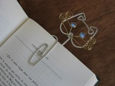 Whimsical Animal Wire Work Jewelry by Chatnoir77 - The Beading Gem's Journal