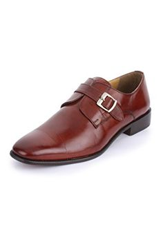 Mens Single Monk Strap Leather Dress Shoe (7, Brown) Libe... https://www.amazon.com/dp/B01LXCQ7DO/ref=cm_sw_r_pi_dp_x_Y5X0ybTXKJ4B3
