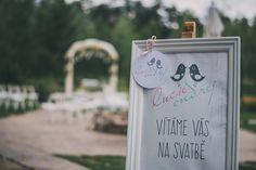 Svatba v pastelových tónech růžové a mentolové - Originální Svatba