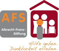 Logo für die Albrecht-Franz-Stiftung die Menschen in Ihren eigenen vier Wänden pflegt.