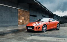 Jaguar F-Type, one of the best looking sports cars today