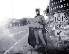 even batman is feeling the recession