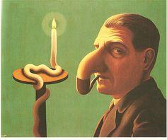 Magritte - surrealism