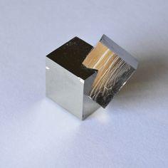 2 Pyrite Cubes