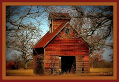 Barn in the USA by rrazz67(off more than on), via Flickr