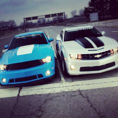 Whose side are you on? #Camaro