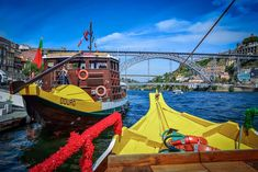 There are several reasons to visit Porto. Here are my tips for a pleasant visit to the city along the Douro. Port Wine, Portuguese, Portugal, Fair Grounds, City, Fun, Travel, Porto, Viajes