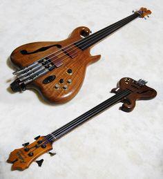 Atlansia Stealth Bass