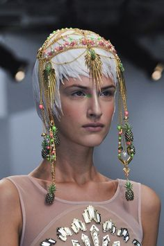 Fashion Week Roundup: The 50 Best Accessories on the Spring 2014 Runways - theFashionSpot
