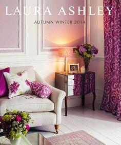Laura Ashley Home Autumn Winter 2014