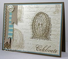 Freshly Made Celebrate by kyann22 - Cards and Paper Crafts at Splitcoaststampers