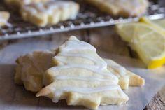 Lemon Shortbread Cookies + 5 More Must Bake Shortbread Recipes - An Italian in my Kitchen Lemon Recipes, Baking Recipes, Cookie Recipes, Dessert Recipes, Easy Recipes, Weekly Recipes, Crab Recipes, Lemon Desserts, Cookie Ideas
