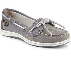 Sperry Top-Sider  Women's Barrelfish Metallic Stripe Boat Shoe