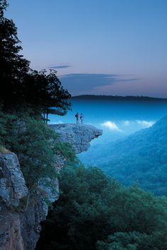 Whitaker Point in the Headwaters Wilderness | Ozark Mountain, USA Region600 x 900 | 647 KB | ozarkmountainregion.com