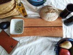 Handmade East of Appalachia Servingboard with Green Dipping Bowl Crafts Beautiful, Serving Board, American Artists, Wood Art, Sabbath, Green, Woods, Handmade, Design