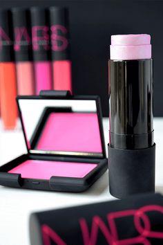 NARS summer 2015 collection, neon pink blush