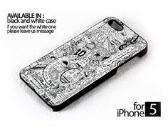 AJ 777 1D One Direction W art collage - iPhone 5 Case | FixCenter - Accessories on ArtFire