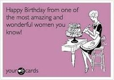 Funny Birthday Ecards For Women - Happy Birthday Funny - Funny Birthday meme - - Funny Birthday Ecards For Women More The post Funny Birthday Ecards For Women appeared first on Gag Dad. Happy Birthday Funny, Happy Birthday Quotes, Birthday Messages, Funny Birthday Cards, Happy Birthday Wishes, Birthday Funnies, Happy Birthdays, Birthday Humorous, Birthday Sayings