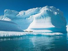 As much as I hate the cold...I have to see the South Pole, Antarctica!