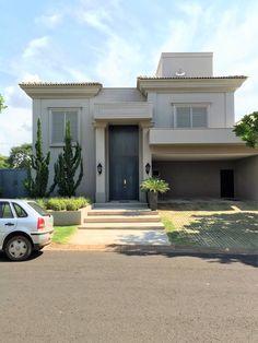 Fotos de casas : residencia tarraf - condominio harmonia | homify