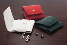 The Stitchless Wallet - Handbags   Uncovet