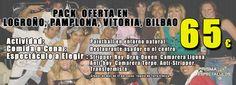 http://www.prismaespectaculos.es . Boys, strippers, drag-queen , camareros de broma y tambien las actividades mas novedosas, humor amarillo, karting, paintball, capeas, kayak etc.