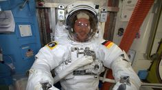 ESA astronaut Alexander Gerst has spent four months in the relative safety of the International Space Station but on Tuesday, 7th October, he will venture into open space with NASA astronaut Reid Wiseman on a seven-hour spacewalk.