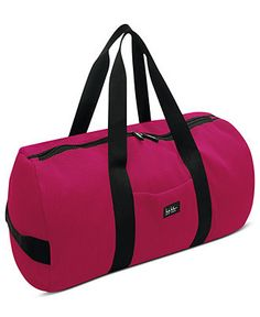 A chic carry-on for a cute couple Nicole Miller Duffel BUY NOW!