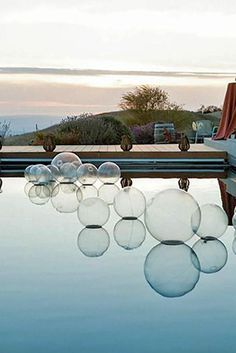 15 Wedding Pool Party Decoration Ideas ❤ There are modern methods to decorate…