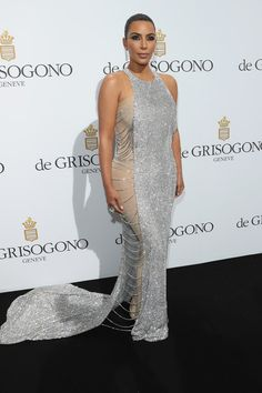 Kim Kardashian Photos - De Grisogono Party - Red Carpet Arrivals - The 69th Annual Cannes Film Festival - Zimbio