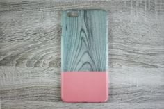 Pink iPhone 5s Case Wood print iPhone 6s Samsung Galaxy S4 Pink iPhone 6s Plus Wood Print Cover iPhone 6 and 6s Cases iPhone 6s Plus Wood by CupidsCases on Etsy
