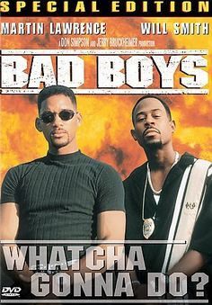 Bad Boys Bad Boys....what cha gonna do??  What cha gonna do when they come for you.