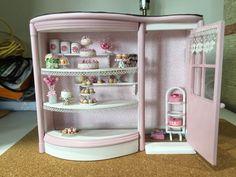 """Op Omdat het een moeder Mini ......: """"In de Roze"""" Mijn Cake Box Showcase ......"""