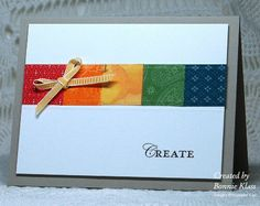 Stamping with Klass: Getting Scrappy