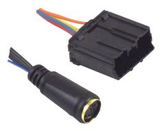 Metra - Wiring Harness Adapter for Select Vehicles - Multi