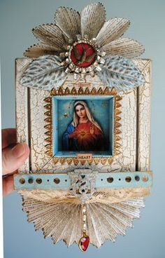 Relicário do Sagrado Coração de Maria