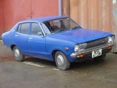 1974 Datsun 120Y   Flickr - Photo Sharing!