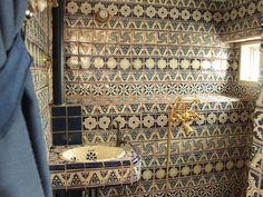 シャワールーム。こんなお部屋なかなかありませんよね