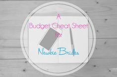 A Budget CheatSheet for Newbie Brides Camo Wedding, Diy Wedding, Dream Wedding, Wedding Hacks, Wedding Decor, Wedding Ideas, Budget Wedding, Wedding Planner, Wedding Advice