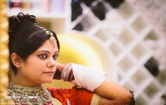 a shot from #bridal #prep at #wedding #photography in #delhi