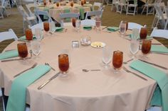 From beach-inspired decor to themed events, our conference service and banquets team will customize and personalize according to your wants and needs for meetings and events at Charleston's Island Resort. {Photo By Coleman Photography LLC} Meet in the Wild: http://wilddunesmeetings.com/?utm_source=social&utm_medium=pinterest&utm_campaign=meetinthewild