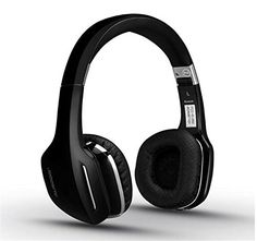 Introducing GBTech M07 OnEar Wireless Bluetooth Headphones with Microphone Foldable and Lightweight Headsets Compatible with Cell phones and other Bluetooth devicesBlack. Great Product and follow us to get more updates!