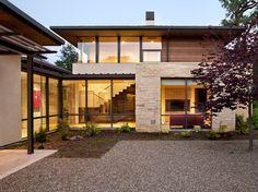 Meadow Creek Residence - contemporary - exterior - san francisco - Arcanum Architecture
