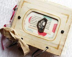 Vintage Photo Mat Journal (no. 04) | Flickr - Photo Sharing!