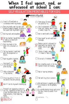 Self-Regulation Coping Strategies For Classroom, Home: Use in Calm Down Corner Trauma, Counseling Activities, Therapy Activities, Classroom Behavior, Classroom Management, Calm Classroom, Classroom Supplies, Coping Skills, Social Skills