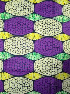 African super wax block print fabric via Africanpremier African Textiles, African Fabric, African Prints, Textile Patterns, Print Patterns, Textile Design, African Fashion, Ankara Fashion, African Men