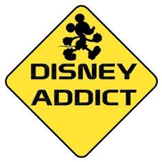 Disney Addiction!